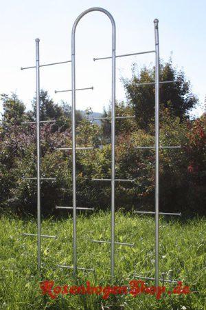 Pflanzwand MURUS 2 | 2,5m hoch, 1,14m breit